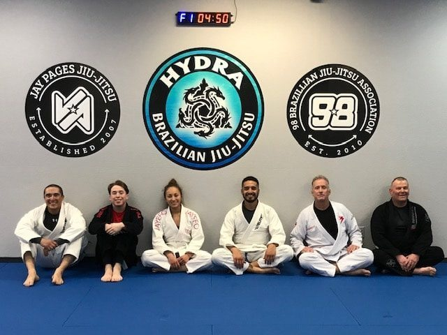 Hydra BJJ Gallery Photo Number 3