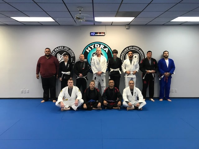 Hydra BJJ Gallery Photo Number 4
