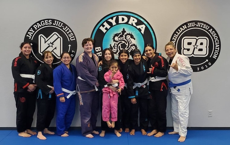 Hydra BJJ Gallery Photo Number 1